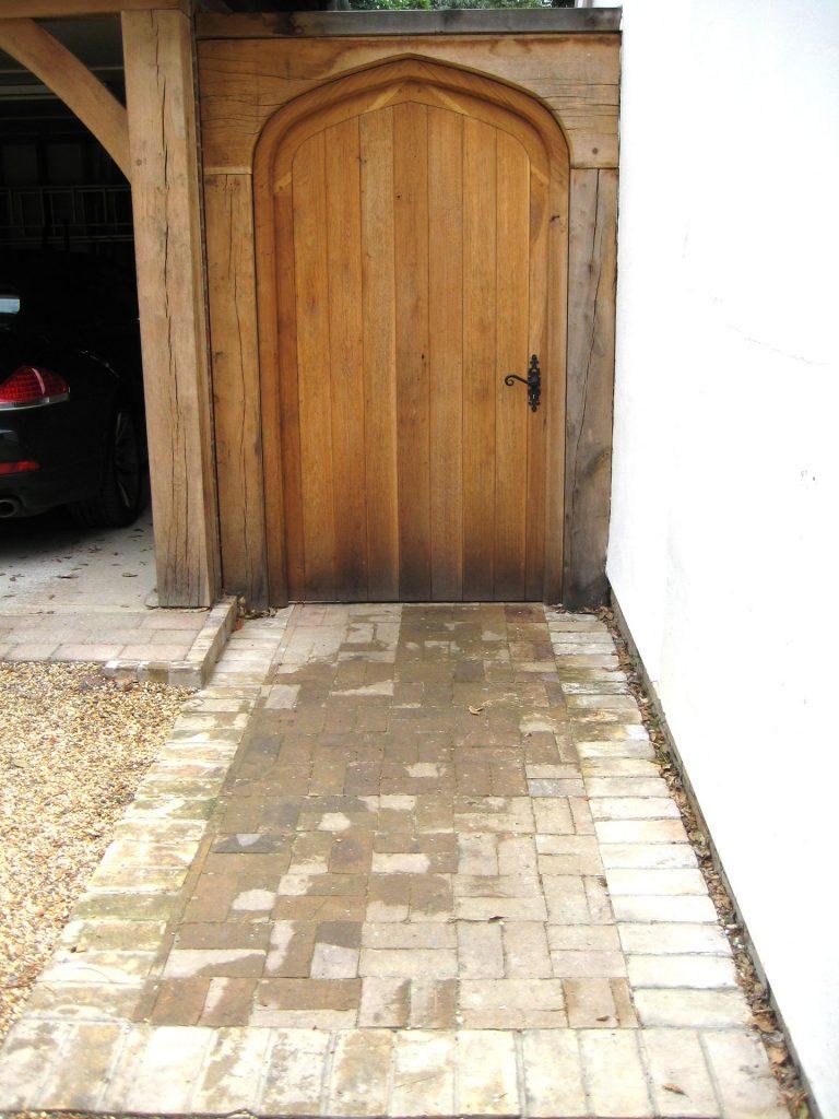 Timber Gateways and Doors