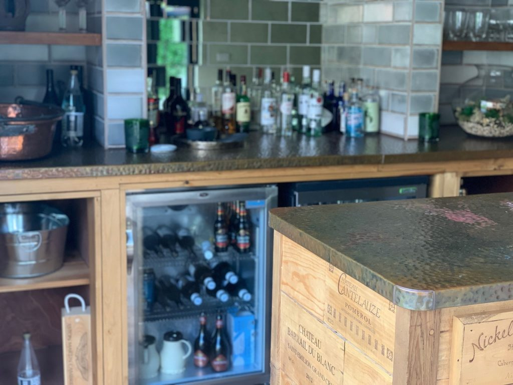Garden Retreat Man Cave Bar