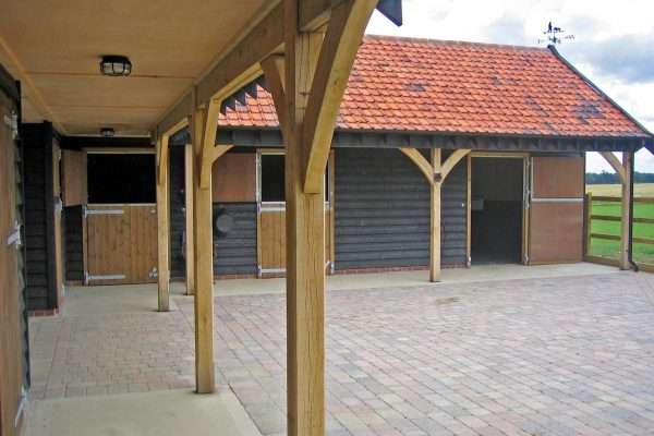 Equestrian Stable Construction