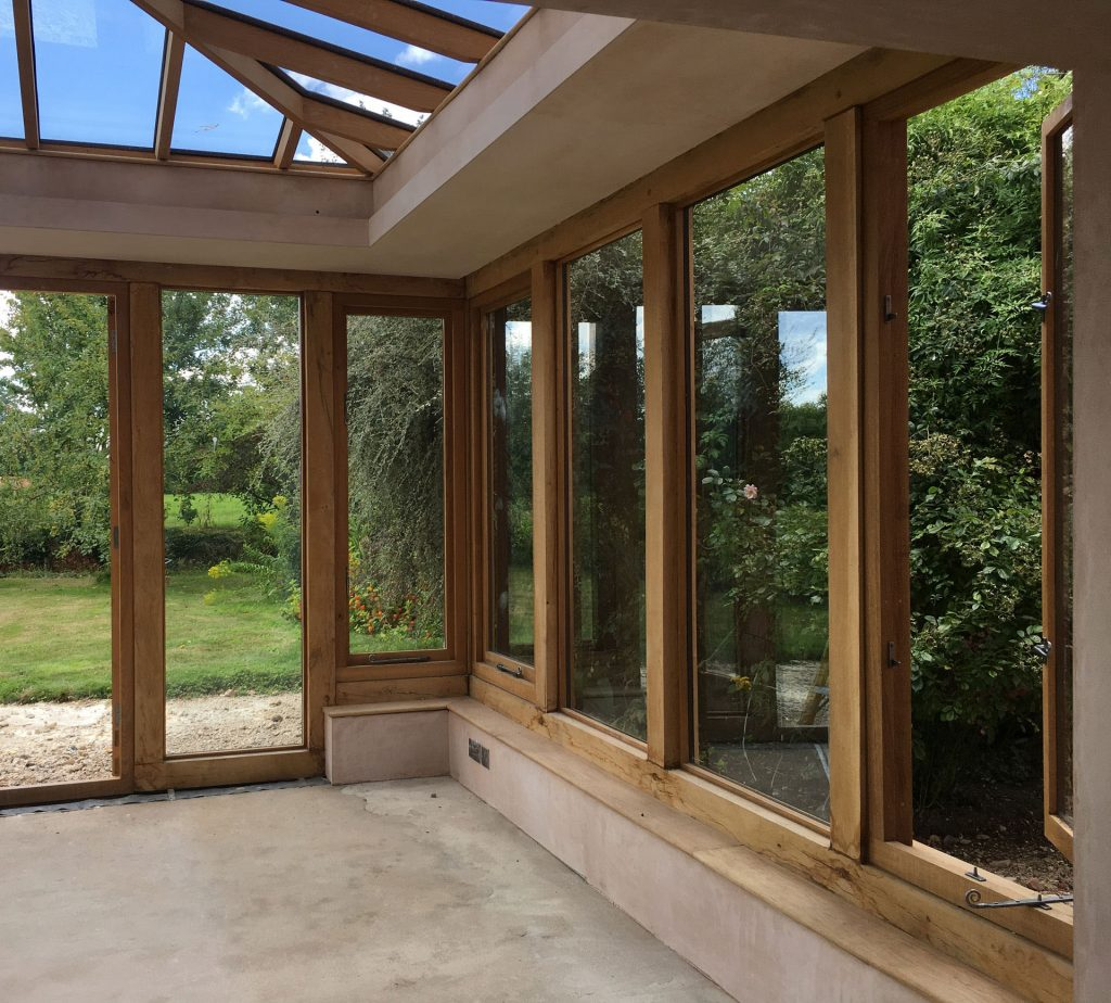 Bespoke Timber Joinery and Carpentry Conservatory