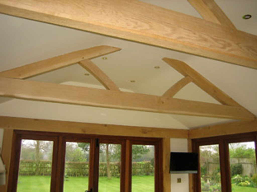 Bespoke Timber Joinery and Carpentry Beam and Rafters