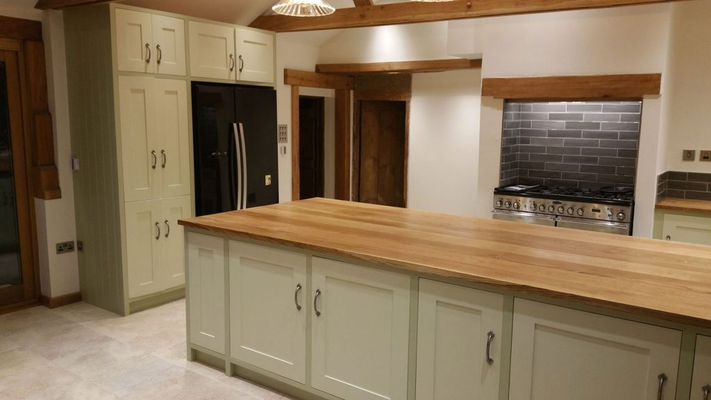 Bespoke Timber Joinery and Carpentry Kitchen