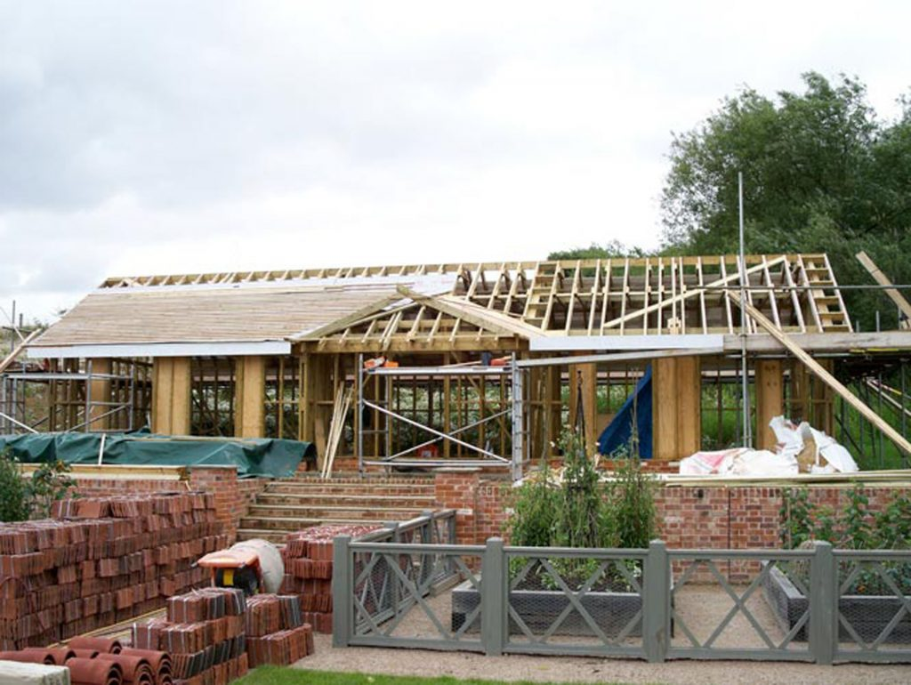 Bespoke Timber Summer House