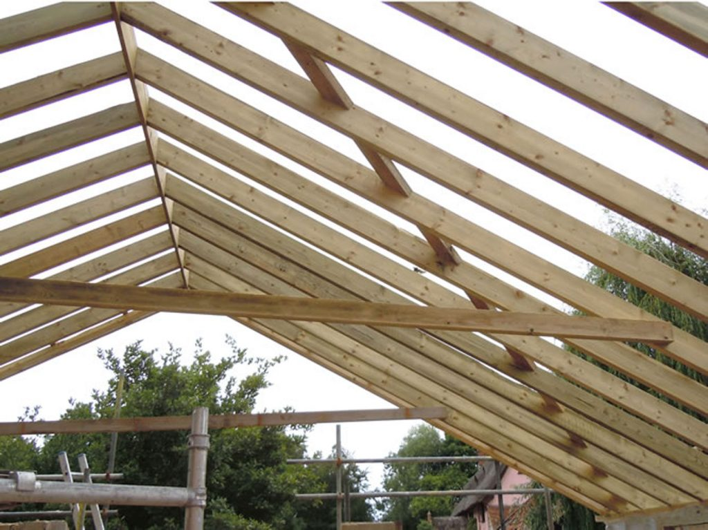 Bespoke Timber Joinery Roof Rafters