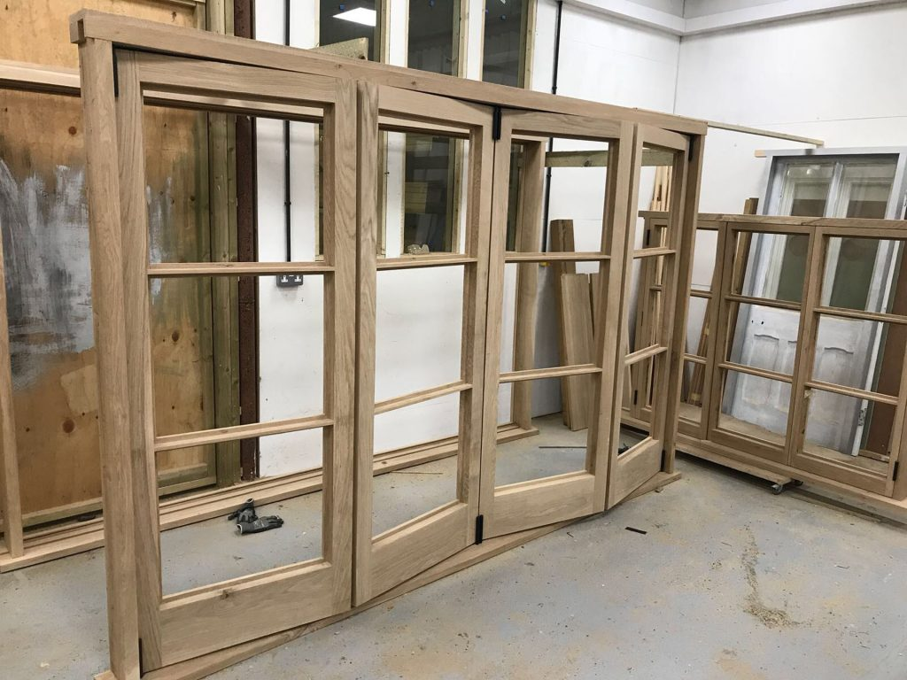 Bespoke Timber Joinery Workshop Suffolk