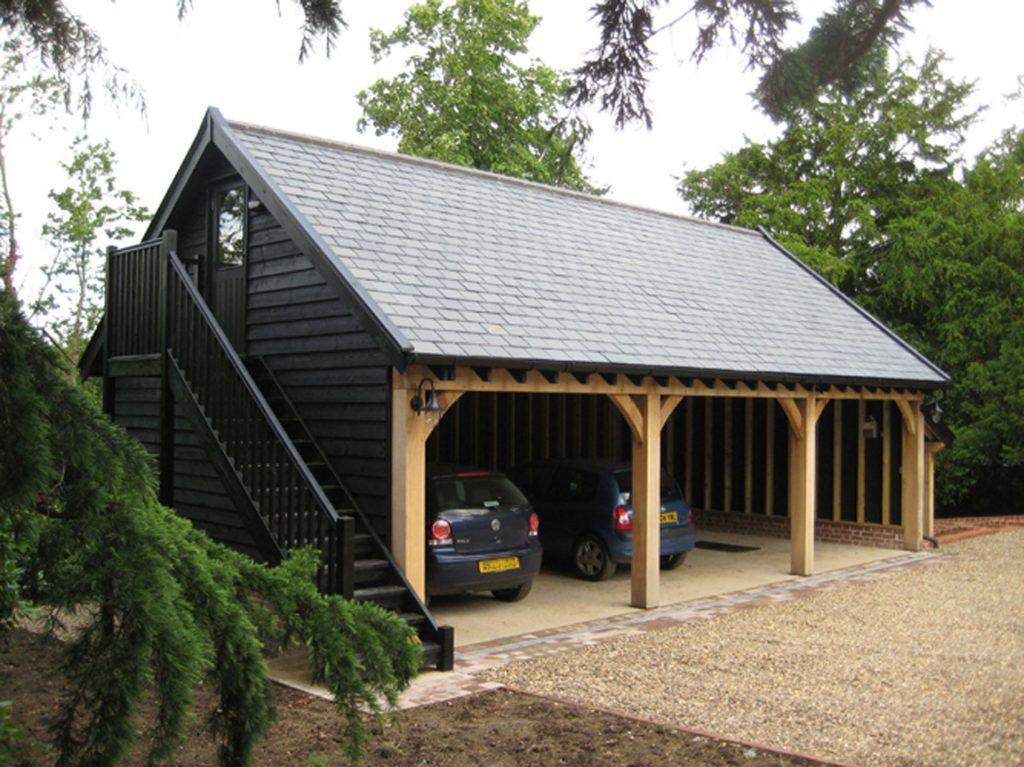 Timber Cartlodge Suffolk