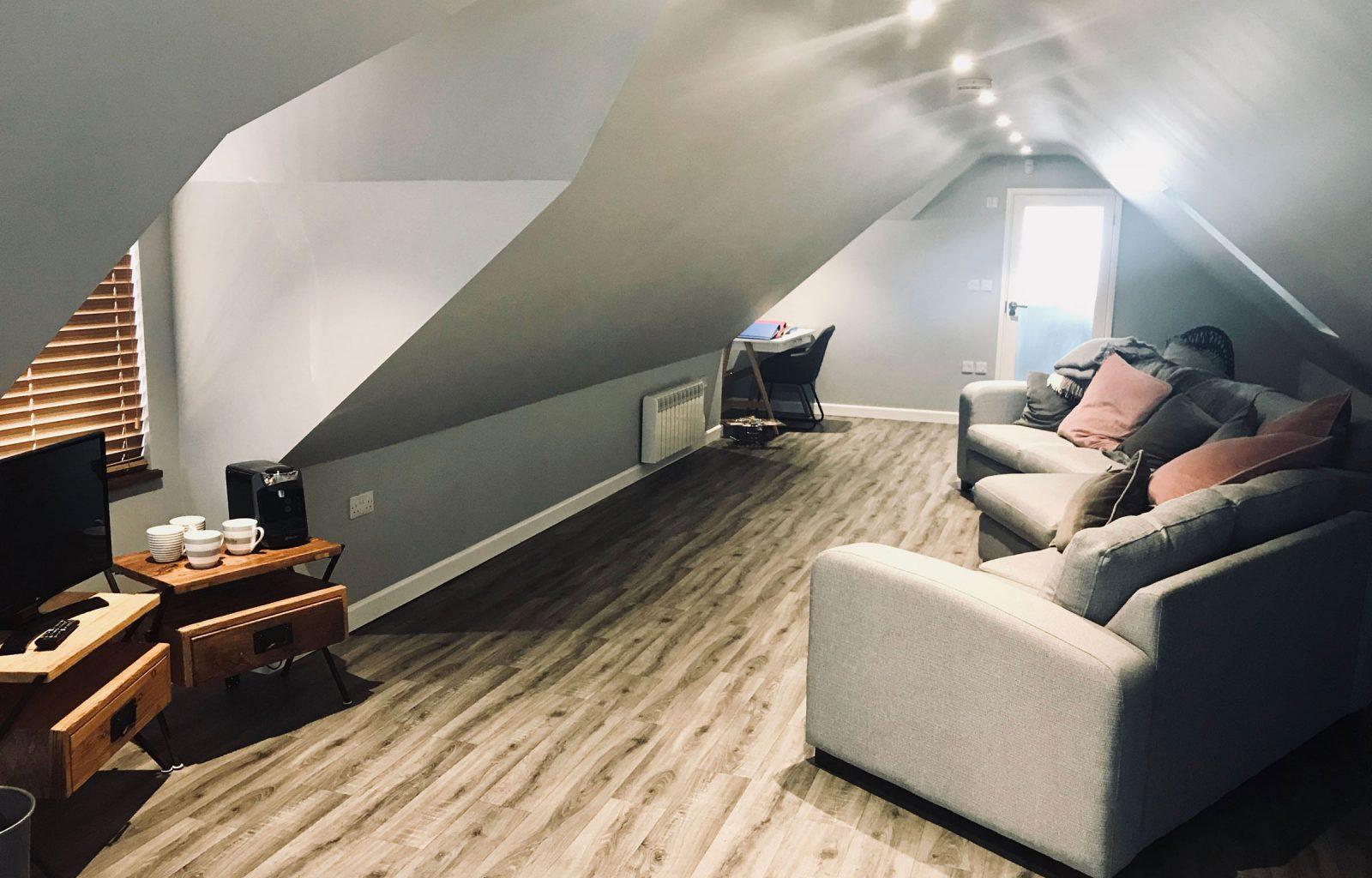 Cartlodge room