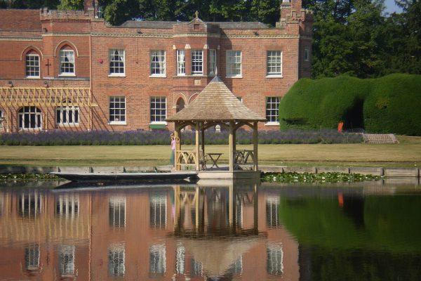 Estate Garden Restoration Summerhouse