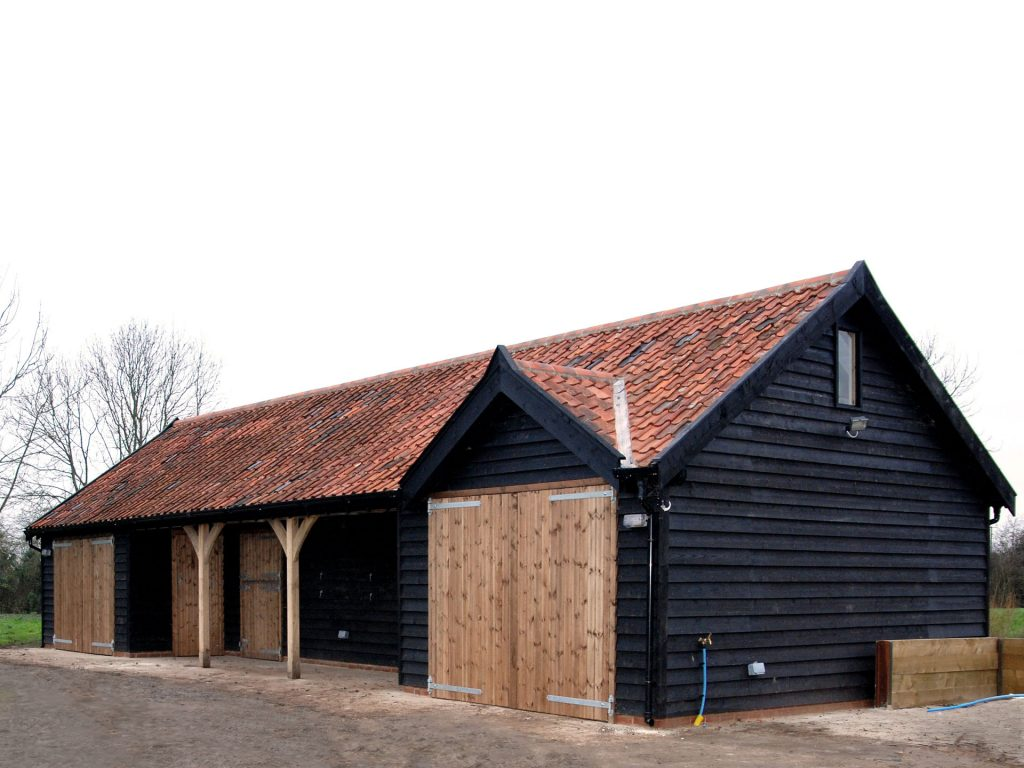 Suffolk Barn