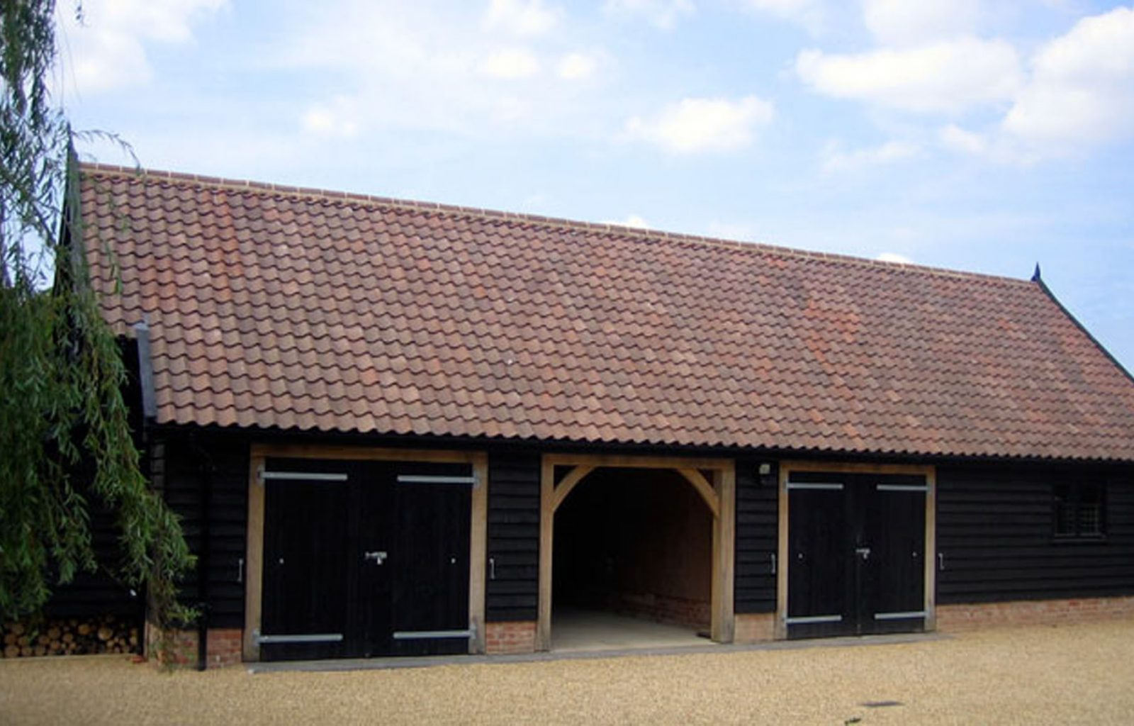 Suffolk Barn