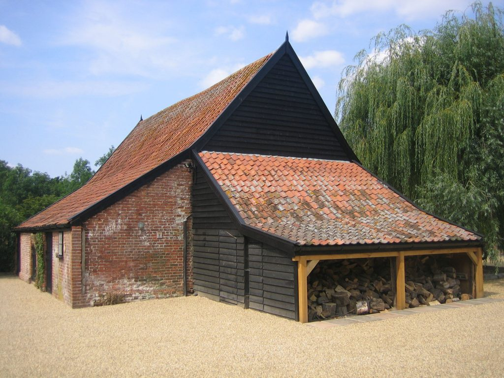 Timber Barn Suffolk