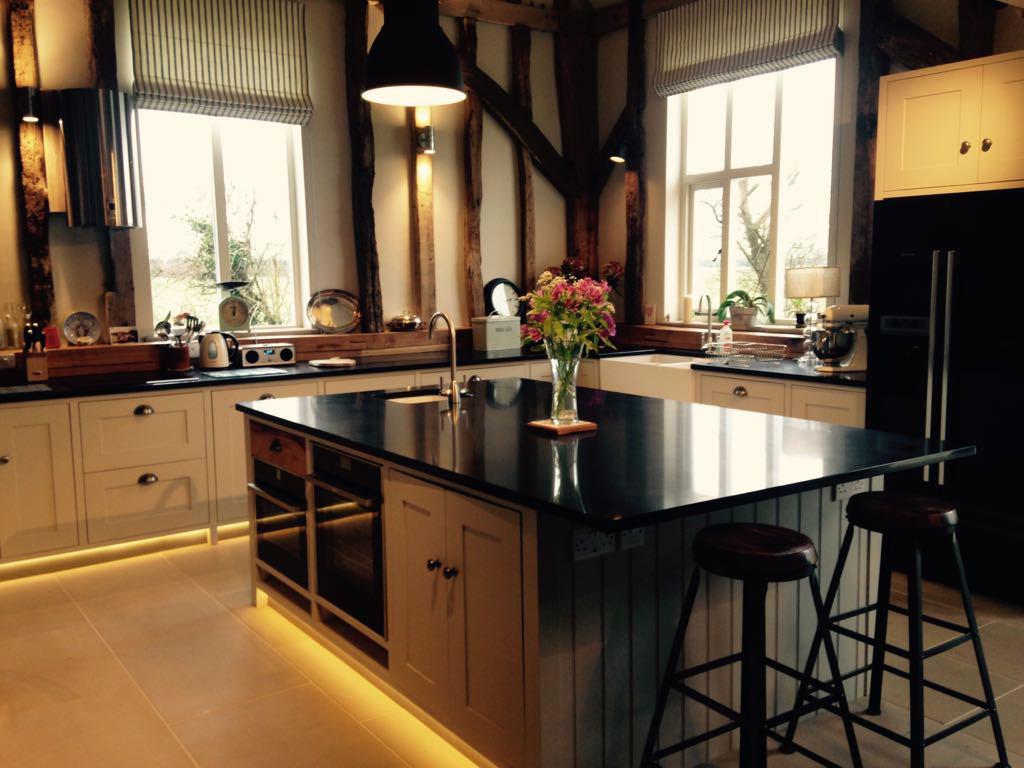 Timber Kitchen Suffolk