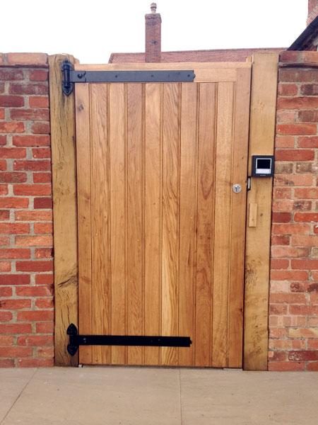 Bespoke Timber Gates