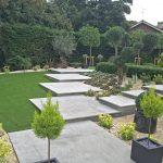 landscaping garden design paving steps
