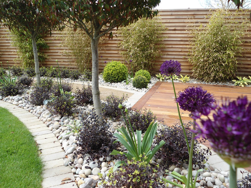 planting and soft landscaping