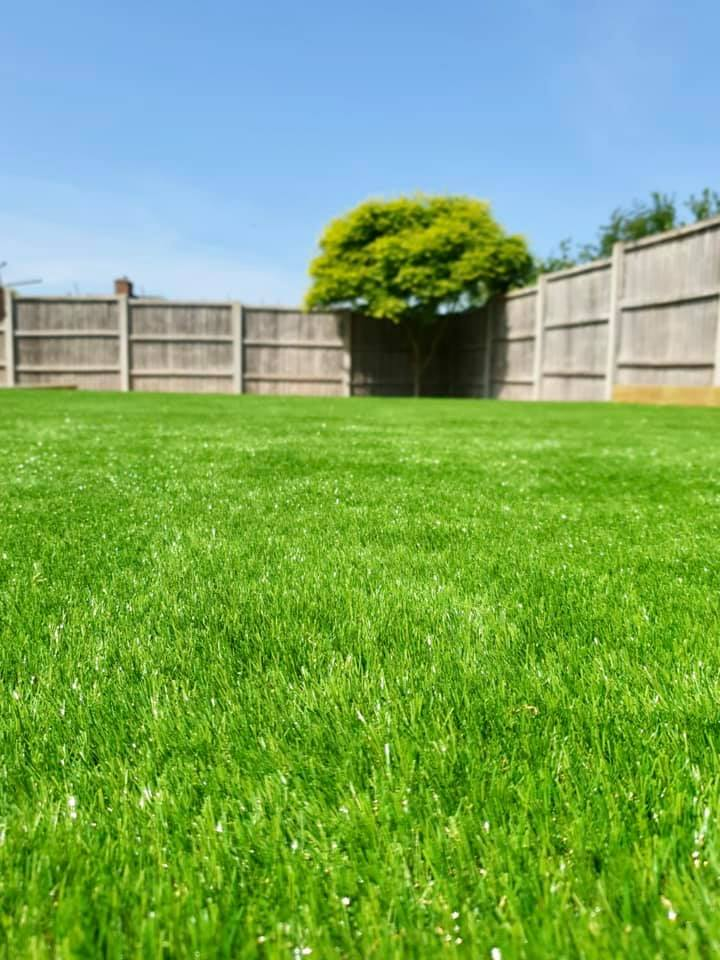 Artificial Lawn Landscaping